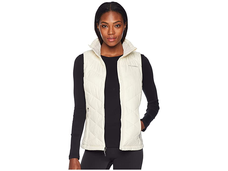 Columbia Heavenly Vest (Light Bisque) Women