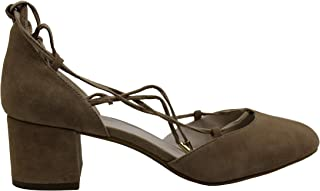 Kenneth Cole New York Womens Toniann Leather Closed Toe Ankle Wrap Classic Pu. US