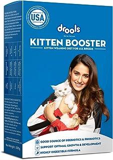 Drools Kitten Booster - Kitten Weaning Diet for All Breeds, 300g