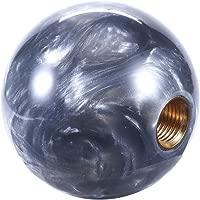 TESWNE Universal Motorsport Manual Spherical Stick Shift Knob,Gear Stick Shift Head,Gear Shift knob