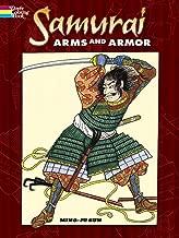 Samurai Arms and Armor (Dover Fashion Coloring Book)
