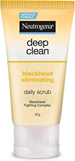 Neutrogena Deep Clean Blackhead Eliminiting Scrub, 40g