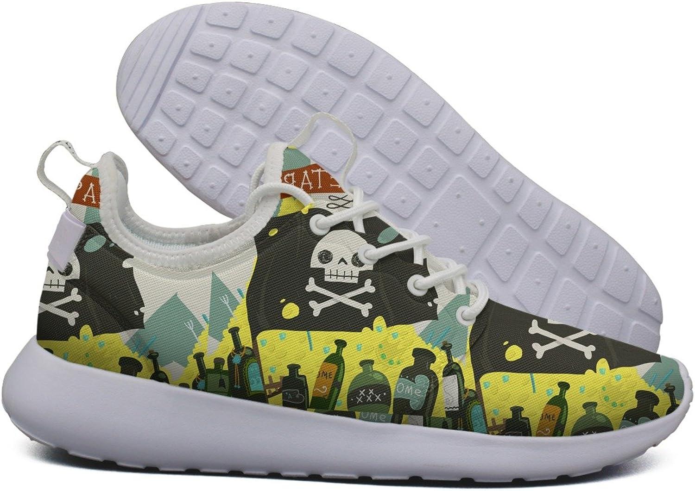 ERSER Pirate Party Flag Set Running Basketball shoes Women