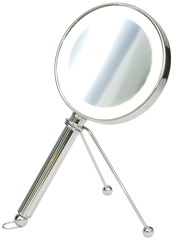 まっすぐキラウエア山高尚な真実の鏡DX 手鏡型 026536