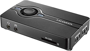 I-O DATA HDMI キャプチャーボード PC用 USB Type-C対応 ゲーム録画 実況 配信 編集ソフト付き  テレワーク Web会議向け GV-US2C/HD