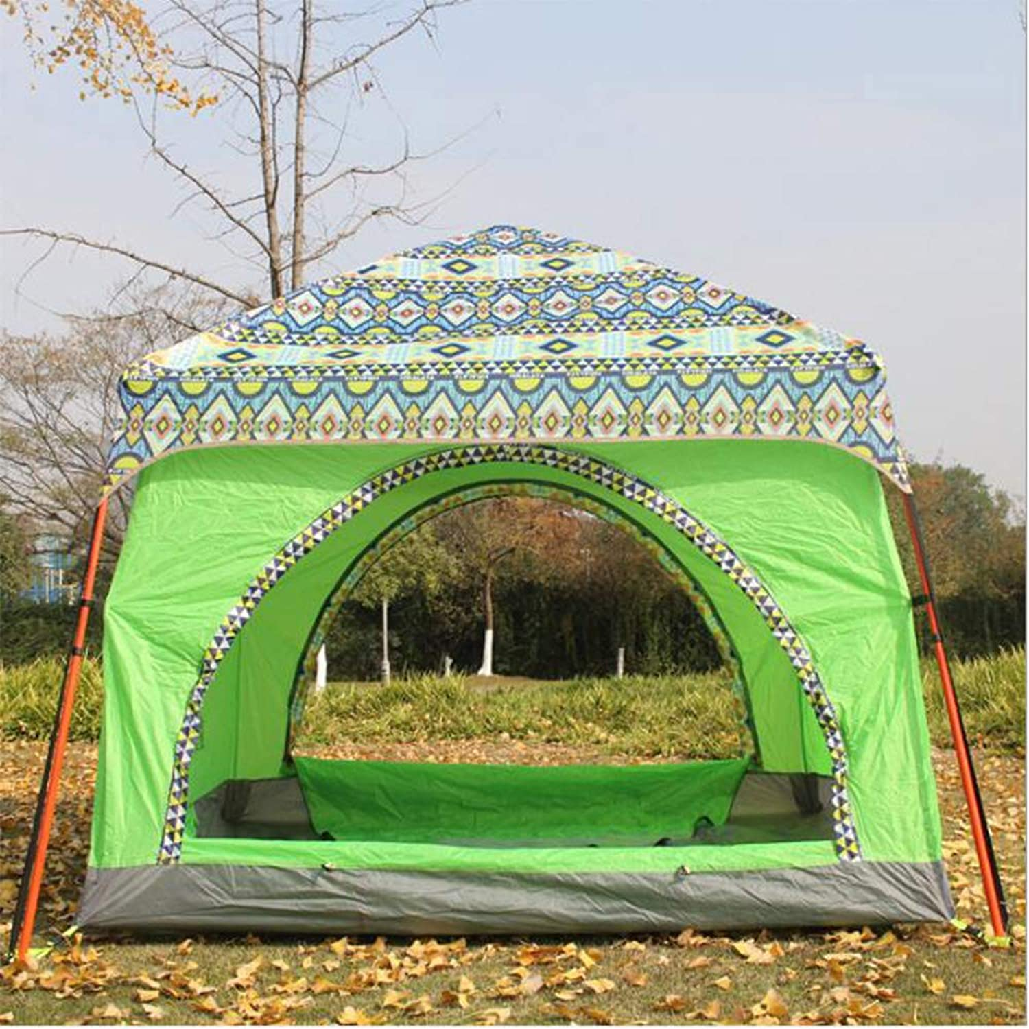 Outdoor Family Party Picnic Party Weatherproof and UVResistant Large Space Tent (210  210  180cm)