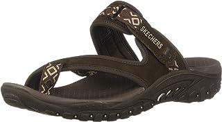 Para Zapatos Y esSkechers Sandalias Mujer Amazon Chanclas OZukPXi