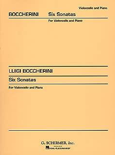 Best boccherini cello sonata 6 Reviews