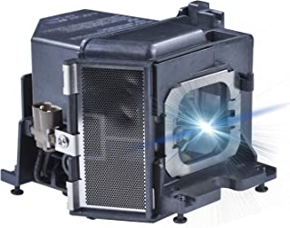 AWO Original Projector Lamp Bulb LMP-H230 with Housing...