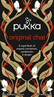 Pukka - Bio Tee Original Chai - 20Bt/40g