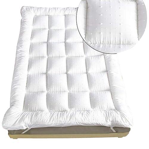 8c1cbf4d68 rejuvopedic King Bed Size Microfibre Mattress Topper 3D Massage Bubbbles  Fabric**, Box Stitched