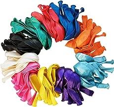 jewel tone balloons