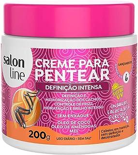 Creme para Pentear definição Intensa, Salon Line, 200gr