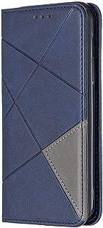 iPhone 11 Pro 5.8 ケース, OMATENTI PUレザー手帳型ケース, 薄型 簡約風 人気 新品 財布 スマホケース, iPhone 11 Pro 5.8 用 Case Cover カード収納 付き, 青