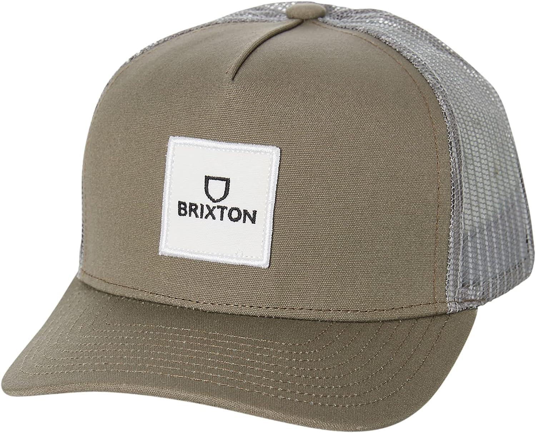 Brixton Alpha Block X C MP Mesh Cap
