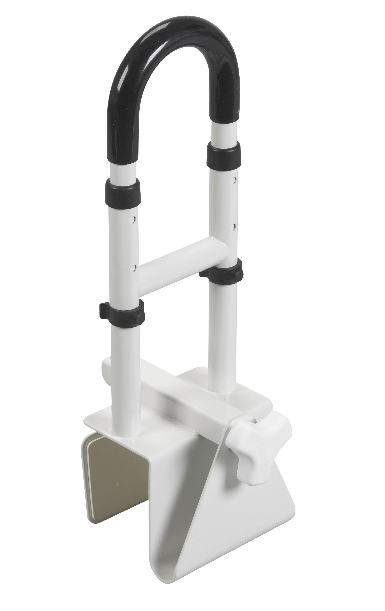 Drive Medical Adjustable Height Bathtub