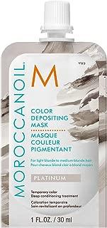 Moroccanoil Color Depositing Mask, Aquamarine