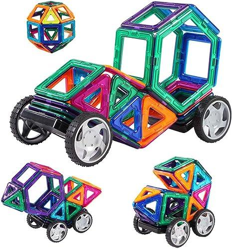 LBBZJM Früherziehung Aufkl ng Lernspielzeug, Magnet Stück Kinder Spielzeug Bausteine Magnet Spielzeug Magnet Magnet DIY Magnetische Montage