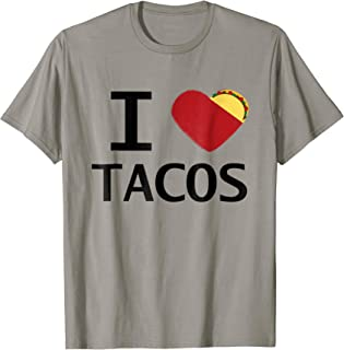 I Heart Tacos T-Shirt