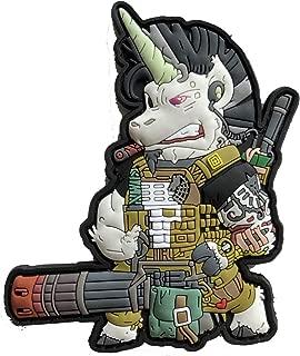 TacOpsGear Patriot Soldier Military Unicorn Veteran Morale Patch