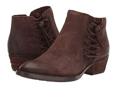 Born Bessie (Dark Brown Distressed) Women