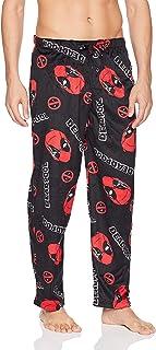 Marvel Men's Dead Pool Lounge Pants