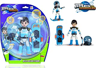 Imc Toys Miles From Tomorrowland Deluxe Action Figure - 3 Years & Above - Multi Color