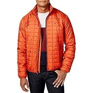 Tommy Hilfiger Mens Platinum Insulator Quilted Jacket