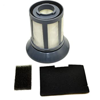 HQRP Dirt Cup Filter Assembly for Bissell Easy Vac