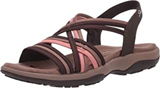 Skechers REGGAE SLIM - SIMPLY STRETCH womens Sport Sandal
