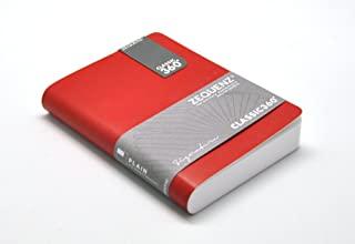Zequenz Classic 360 Soft Cover Notebook, Soft Bound Journal, Small, 4