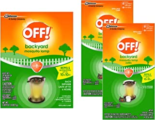 Off! Lamp and Lantern Variety Pack, 1 Moquito Lamp, 2 Mosquito Lamp Refill, 1 CT