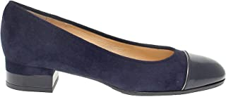 MARTINA Luxury Fashion Womens MART19520BLUE Blue Pumps | Fall Winter 19