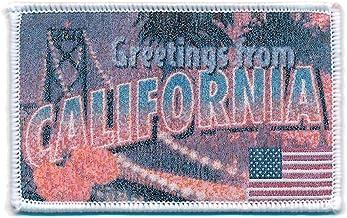 Suchergebnis Auf Für Aufnäher California Flagge