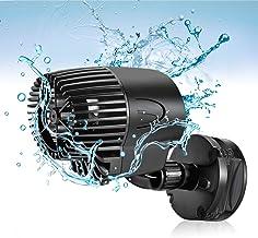 AQQA Wave Maker Pump, 530GPH 2100GPH Aquarium Circulation Pump 360 Degree Rotatable Submersible Powerhead Pump with Magnet Suction Base for Marine and Freshwater Aquariums Fish Tank