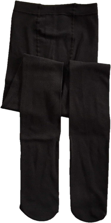 Studio Women's Fleece Tights, 1 Pair, L/XL, Black