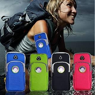 Impermeable brazo teléfono móvil bolsa de deporte universal Correr Monedero paquete de jogging