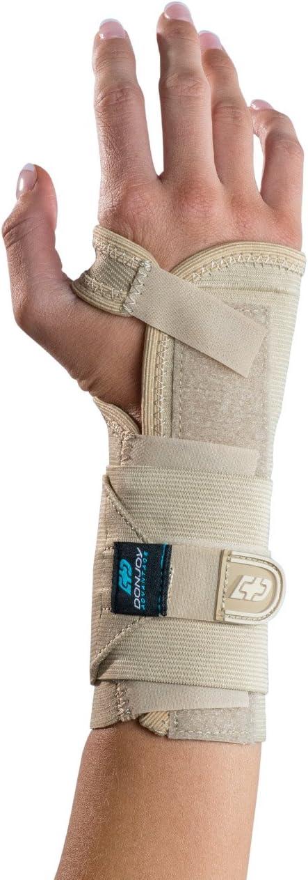 DonJoy Advantage DA161WB01-TAN-M L-L Wrist Stabilizing Nashville-Davidson Mall B Elastic Direct stock discount