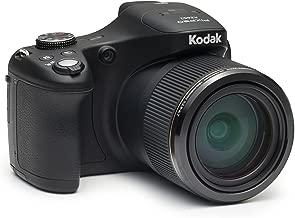 "Kodak PIXPRO Astro Zoom AZ652-BK 20MP Digital Camera with 65X Optical Zoom and 3"" LCD (Black)"