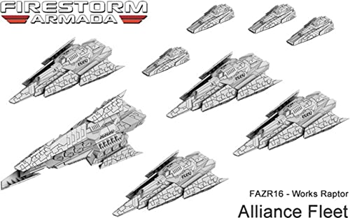 Works Raptor Alliance Fleet