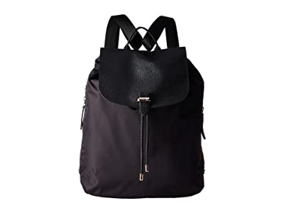 Lipault Paris Plume Avenue 15 Laptop Backpack (Jet Black) Backpack Bags