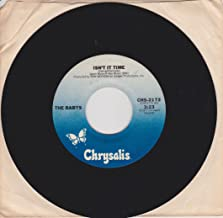 The Babys: Isn't It Time B/w Give Me Your Love