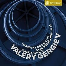Shostakovich Symphonies Nos 1