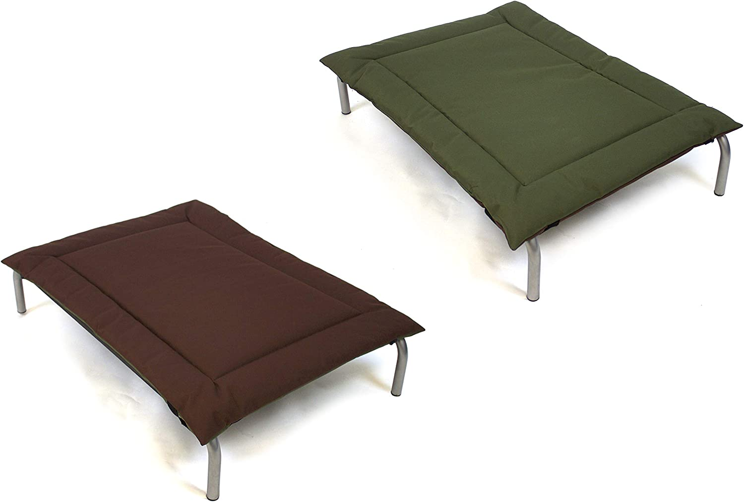HiK9 The Original Water Resistant Pad (Extra Large, Chocolate & Olive)