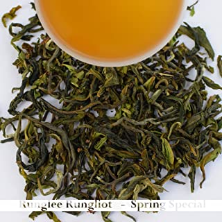 First Flush Darjeeling Tea | Floral China Cultivar Tea of Runglee Rungliot | 50gm (1.76oz) 25cups | Darjeeling Tea Boutique