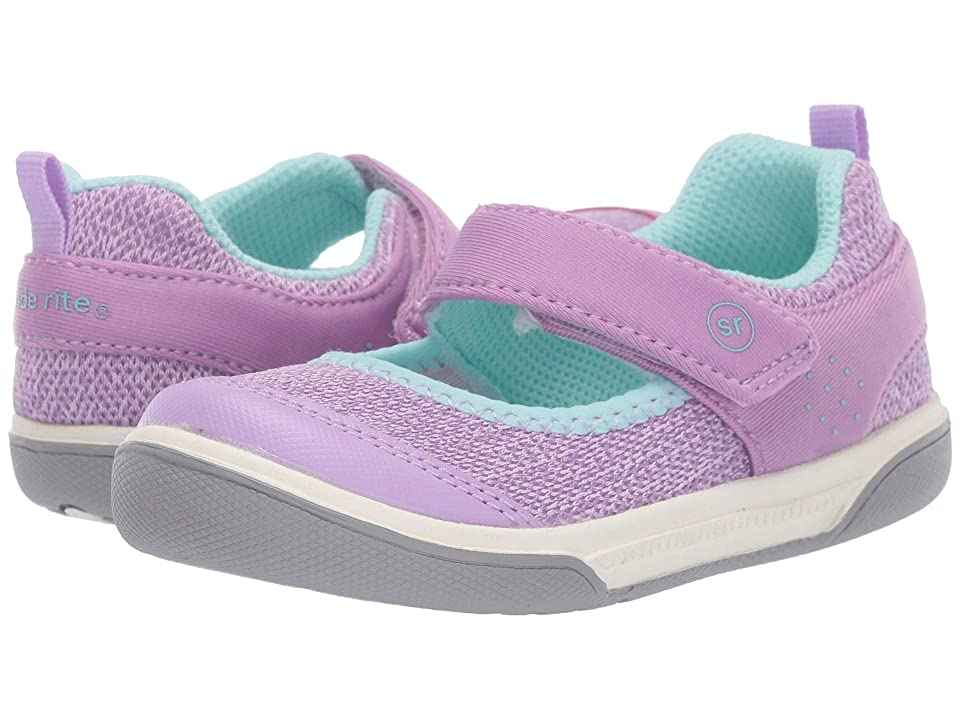 Stride Rite Rory (Toddler) (Purple) Girl