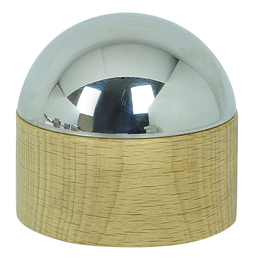 ManOnMoon High-Dome Bench Anvil Jewelry Tool For Flat & Curved Jewellery
