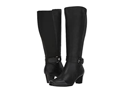 Bogs Snowday Tall (Black) Women