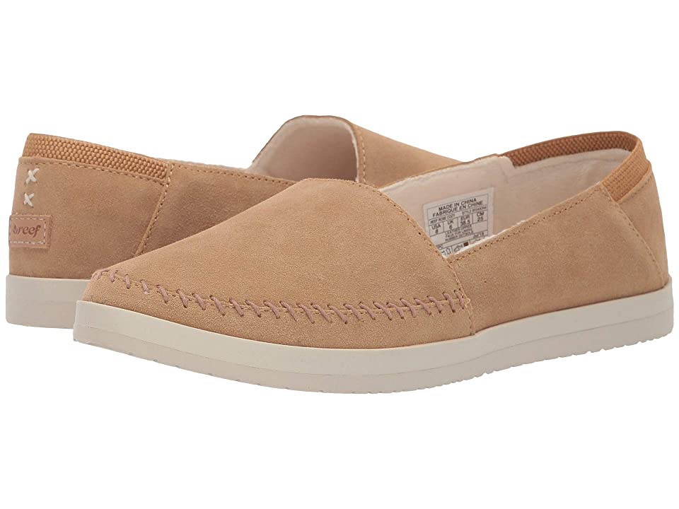 Reef Rose Cozy (Tan) Women