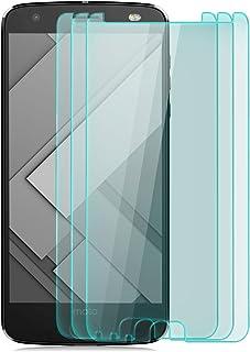 zanasta skärmskydd folie av härdat glas Lenovo Motorola Moto Z2 Force displayskyddsfolie pansarfolie glasfolie hårt glas s...